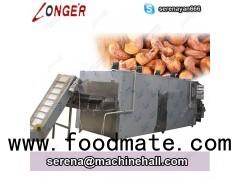 Cashew Nut Roasting Machine|Nuts Roaster Machine|Almond Raoster