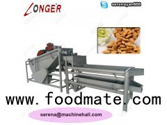 Almond Processing Line|Almond Shelling Machine Line