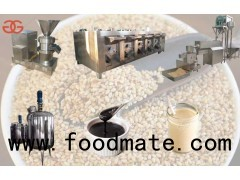 Sesame Butter Production Line Manufacturer In China|Sesame Tahini Production Line