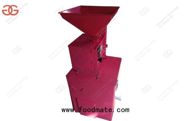 hemp seeds shelling machine