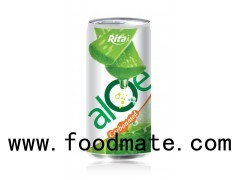 Carbonated Aloe Drink (https://ritadrinks.asia)
