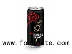 250ml Carbonated Energy Drink Zero (https://ritadrinks.asia)
