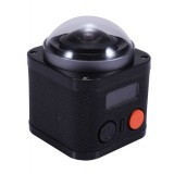 360 Degree WIFI Best Virtual Reality Camera 3D Video Camera VR 360 View Camera
