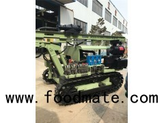 Hydraulic Portable DTH Quarry Drilling Rigs