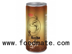 Mocha Coffee 180ml | private label beverage manufacturers