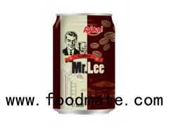 Mr Lee Instant Coffee | private label beverage manufacturers