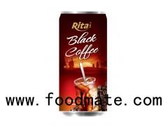 170ml Black Coffee Drink | Beverage Suppliers Manufacturers