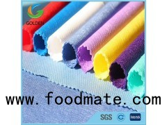 Widely Use Of Colorful 100% Pp Material Textiles Spunbond Nonwovens Fabric
