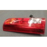 Spare Parts Rear Lamp For African Zk6129 Yutong Bus