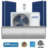 18000BTU DC48V Off Grid Solar Air Conditioning And Dc Powered Air Conditioner Off Grid Solar Air Con