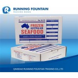 3 & 5 & 10kg General/Four Colors Printing Shrimp And Prawn Cartons In Corrugated/750g/850g/1050g USA