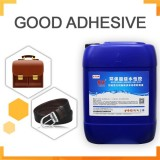 Water Based Pu Glue For Bonding Leather In Making Belt And Handbags