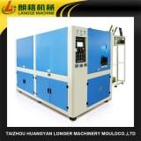 Plastic Water Bottle 2-4 Cavity Automatic Blow Molding Machines