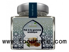 Arabic gum Tea