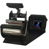 LED Display Lying Mug Heat Press Machine