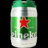 Heineken 5ltr Kegs