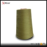 Copper Modified polyester Antimicrobial Fibers Yarn