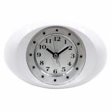 White And Cute Hidden Camera Alarm Clock Wifi Spy Camera Alarm Clock Wireless Spy Alarm Clock Wifi A