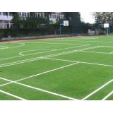 Sports Basketball Flooring Artificial Grass Outdoor Artificial Grass Carpet G003