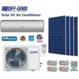 9000BTU DC48V Solar Air Conditioner For Home Solar Cooling Systems And Solar Cooling Systems Solar A