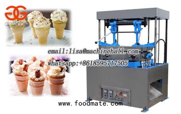 automatic ice cream cone machine
