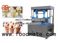 High Efficiency Automatic Ice Cream Cone Machine|Wafer Cone Making Machine Price