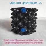 HDPE Recycled Sapling Growth Pots For Sale 2 Liter Propagation Cells Plant Seedling Container