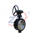 API609 Flanged Triple Offset Butterfly Valve