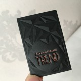 3D Embossed Fake Leather Patch
