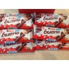 Kinder chocolate  40 pcs/case   Kinder bueno  30 pcs in box /   Kinder Joy:  72pcs / crtn;