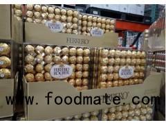 Ferrero Rocher Chocolate and Nutella Chocolate