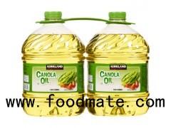 100 % Refined Rapeseed Canola Oil