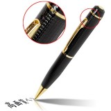 Lawyer Use 1280*720p HD Resolution Wide Angle To Take Picture And Video Record Mini Spy Hidden Pen C