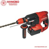 Battery Drill Forceful And Portable Li-ion Hammer