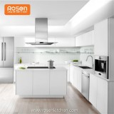 Best White Ready Made White Painted Stained Custom Kitchen Cabinets