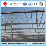 Light Steel Metal Roofing Framing Prefabricated Workshop