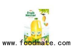 Tropical Fruit Drinks Fruit Nectar 2L With Mango Flavor