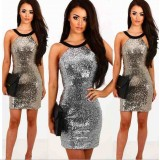 Women's Sequined Holiday Party Dresses