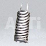 Ti/Titanium Heating Coils For Heating And Cooling Systems