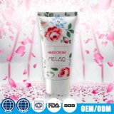 Shea Butter & Aloe Vera Hand Cream Moisturizing Dry, Cracked Skin - Argan Oil Skin Repair Cream For