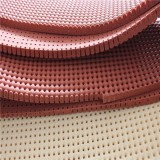 High Temperature Resistant Silicone Foam Rubber Sheet Coverings for Ironing Tables and Presses