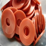 Die Cutting Heat Resistant Flat Silicone Rubber Foam Gasket for Seal