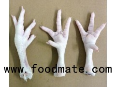 Processed Grade A Frozen Chicken Feet/Paws from Brazil
