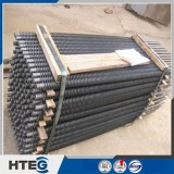 High Quality HTEG Brand Boiler Part Spiral Fin Tube Economizer For Power Plant Boiler