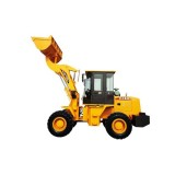 2 Ton Mini Articulated Front End Wheel Loaders XCMG LW180K