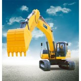 34 Ton Best Quality XCMG Excavator XE345C And Spare Parts For Sale