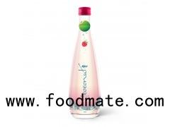 Fresh Fruit Drinks Coconut Water Glass Bottle