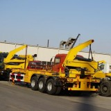"40"" Container Self Loader Sidelifter Trailer - CIMC Vehicles"
