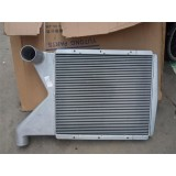 Original Aluminum Intercooler For Yutong Bus