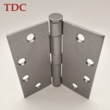 4 Inch Commercial Hinge With 2 Ball Bearing